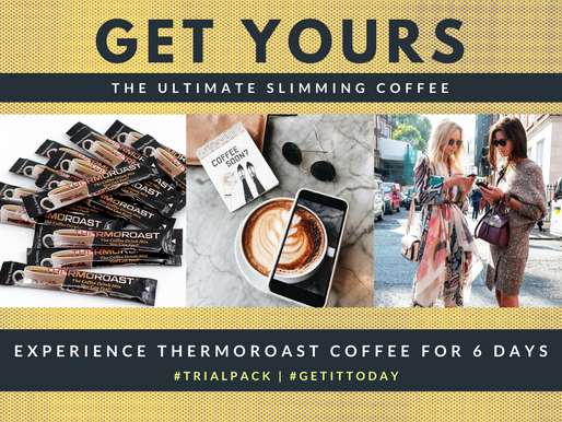 ThermoRoast Coffee 6 Day Experience $20, Free Shipping