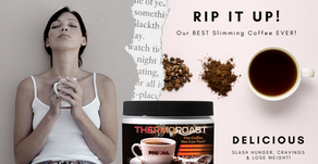 Slash Hunger & Cravings Drinking Prevail ThermoRoast Coffee