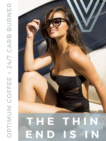The Thin End Is On Trend Series