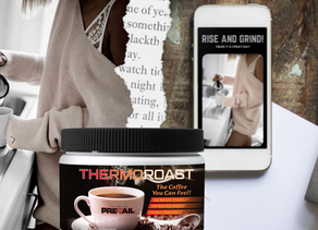 Valentus Prevail ThermoRoast Coffee for Weight Management