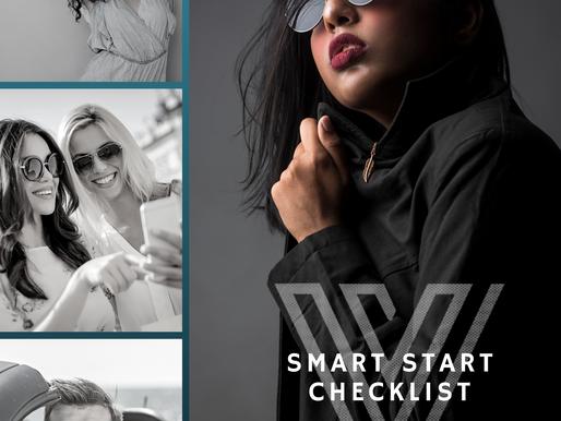 The Smart Start Checklist