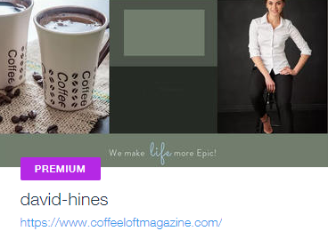The Prevail Studio Valentus Magazine Website