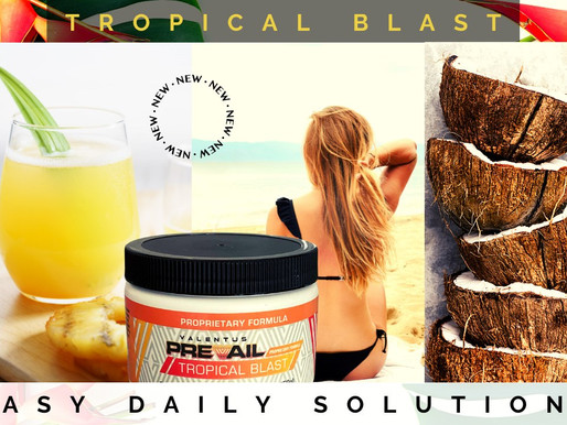 Tropical Blast Information Sheet