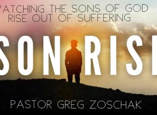 Sonrise by Pastor Greg Zoschak