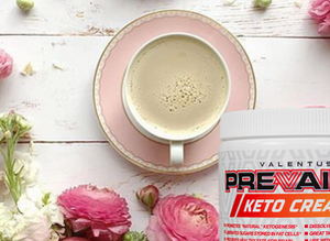 KETO Creamer to BOOST Weight Loss