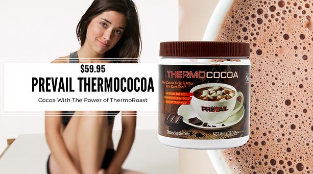 Prevail ThermoCocoa - $59.95