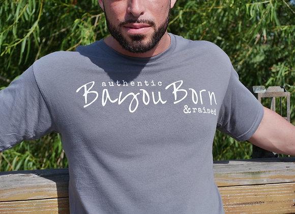 Bayou Born Logo Tee