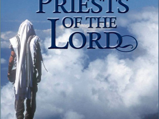The Priests of the Lord: Pastor Greg Zoschak
