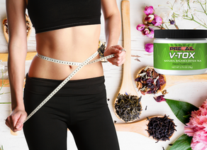 Valentus Prevail V-TOX Tea for Weight Management