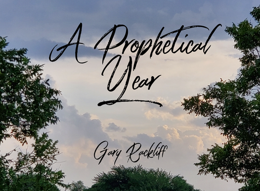A Prophetical Year by Gary Rackliff