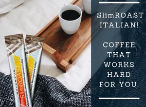 SlimRoast Italian Roast Coffee