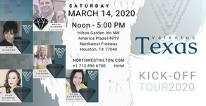 Texas Kick-Off Tour: March 14, 2020