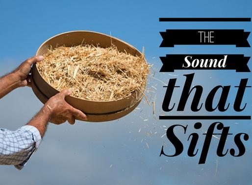 Pentecost the Sound That Sifts: Pastor Greg Zoschak