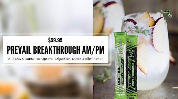 Prevail Breakthrough AM/PM