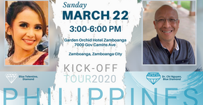Philippines Kick-Off Tour March 22