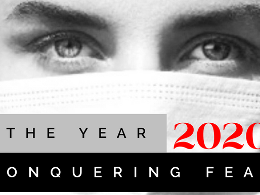 The Year 2020: Conquering Fear by Pastor Greg Zoschak