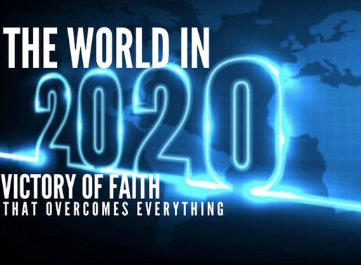 The World In 2020: Pastor Greg Zoschak
