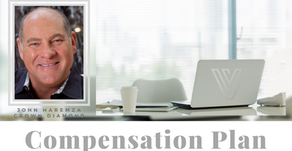 The Valentus Compensation Plan With Crown Diamond, John Haremza