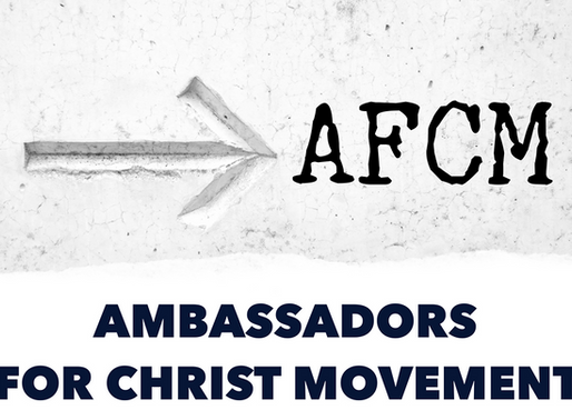 Ambassadors For Christ Movement by Fred Crick