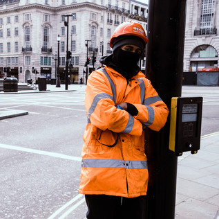 Living in a banned London