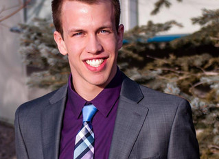 My SUE Story: Meet VP Academic Branden Cave