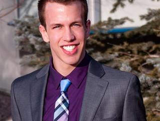 My SUE Story: Meet VP Academic Branden Cave