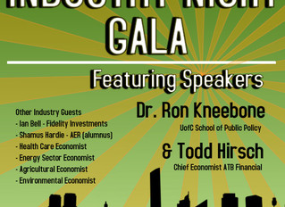 Tickets Are Now On Sale For Our Industry Night Gala.