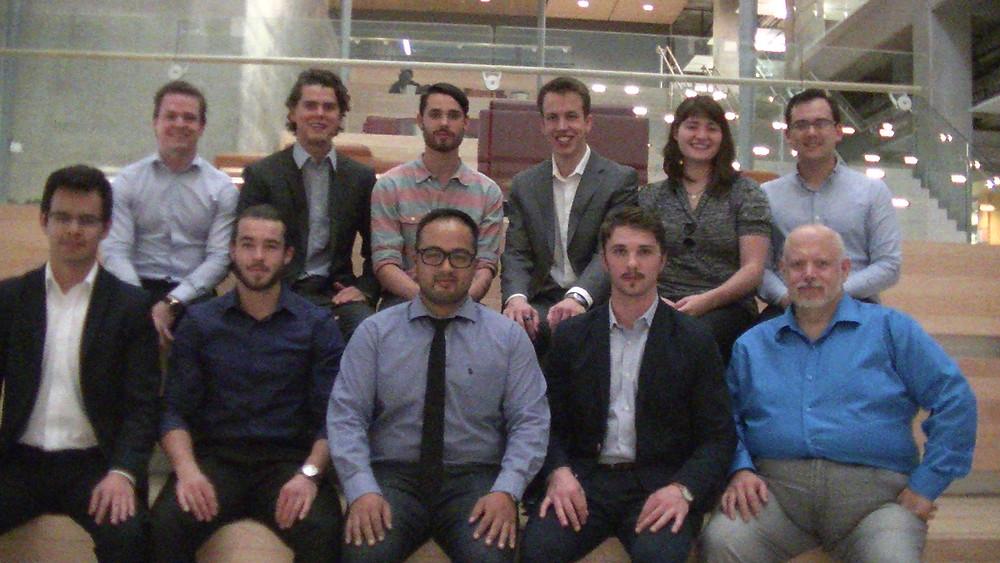 The 2015-2016 SUE Executive Team