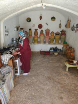 Matmata kitchen
