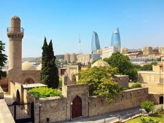 Caspian & Black Seas Tour