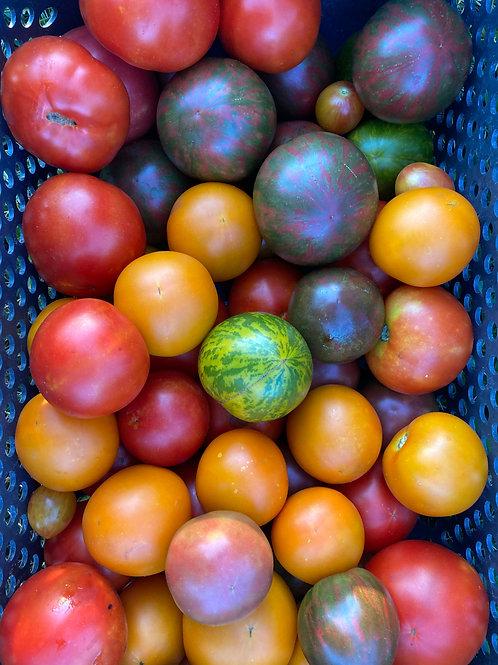 Assorted Heirloom Tomatoes