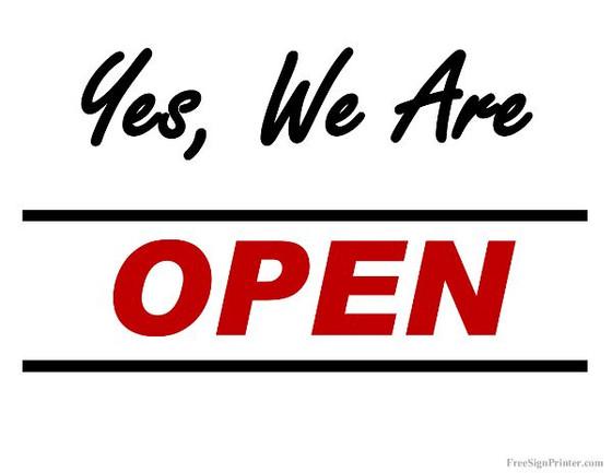 We will remain open during the Coronavirus outbreak!