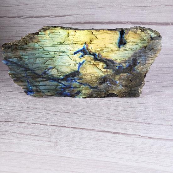 Labradorite Semi-Polished L