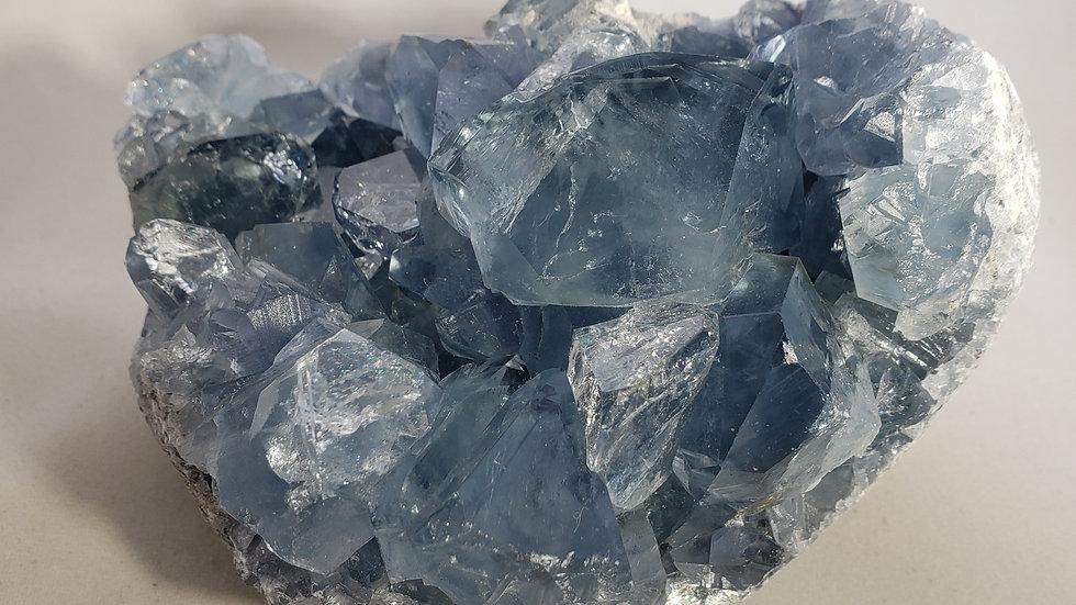 Celestite Geode
