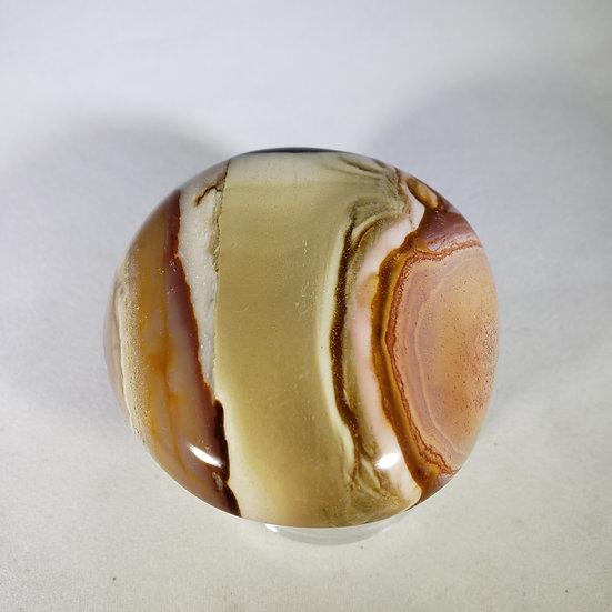 Polychrome Jasper Pebble Medium