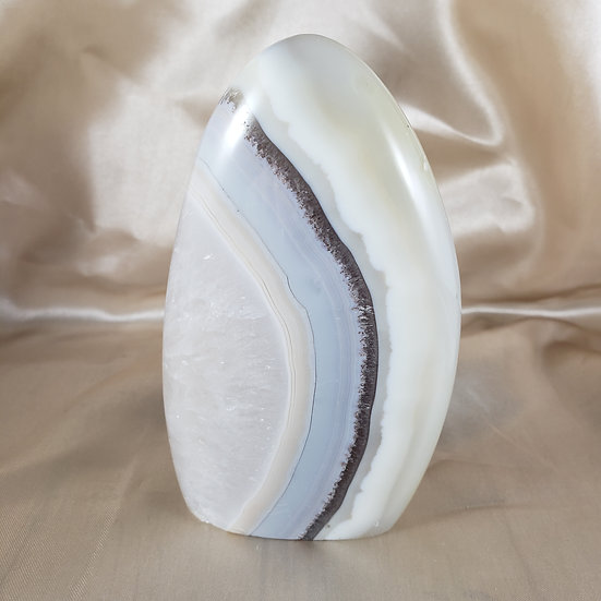 Banded Agate Free Form S