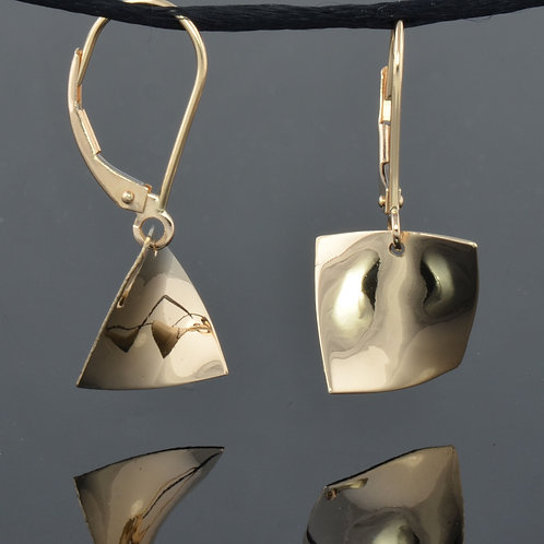 Small squares 14k