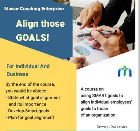 Coaching On Goals Setting