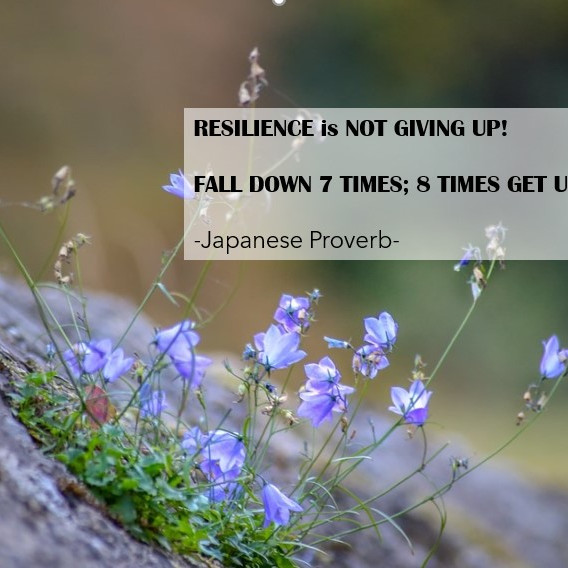 Resilience - Tick Tock Lunch Hour Talk ( 5 parts)