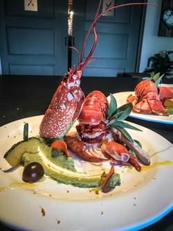 le homard du chef chateau routas