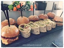 mini-burger apéro...