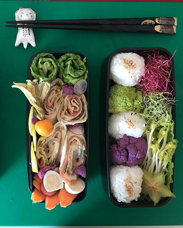 Mon Bento Box by _chefmarcdussaud #follo