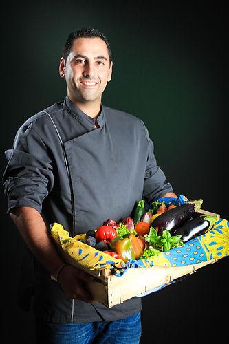 Marc Dussaud Chef Cuisinier