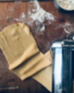 Les pâtes fraiche maison de la 💣 Pasta