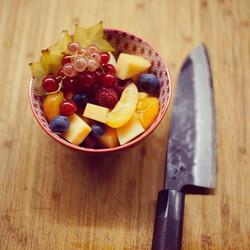 Fruits salad...