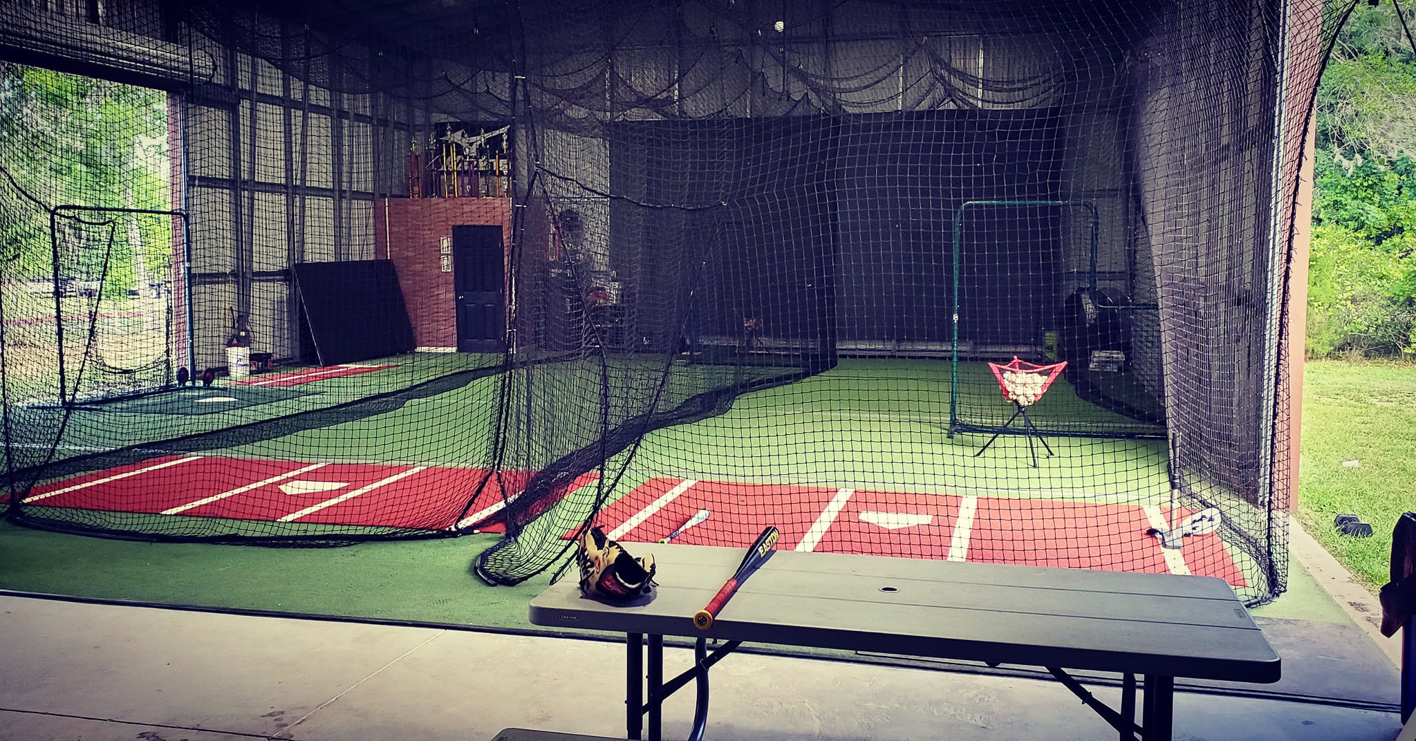 Bono Baseball Cages