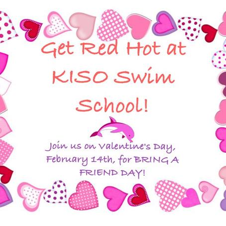 Bring a Friend Day - Valentine's Day Edition