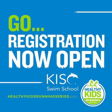 The Healthy Kids Running Series!