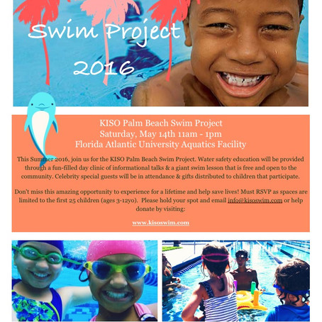 KISO Palm Beach Swim Project 2016