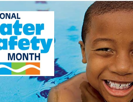 National Water Safety Month Presented by KISO Swim School